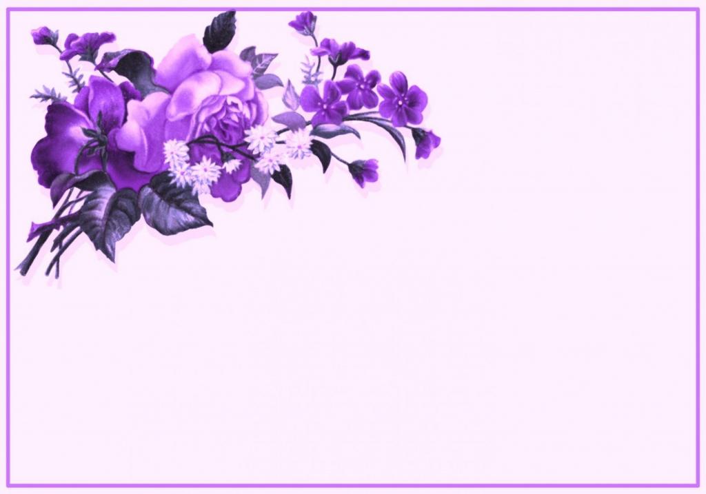 020 Free Printable Greeting Card Template Print Birthday Beautiful | Free Printable Blank Greeting Card Templates