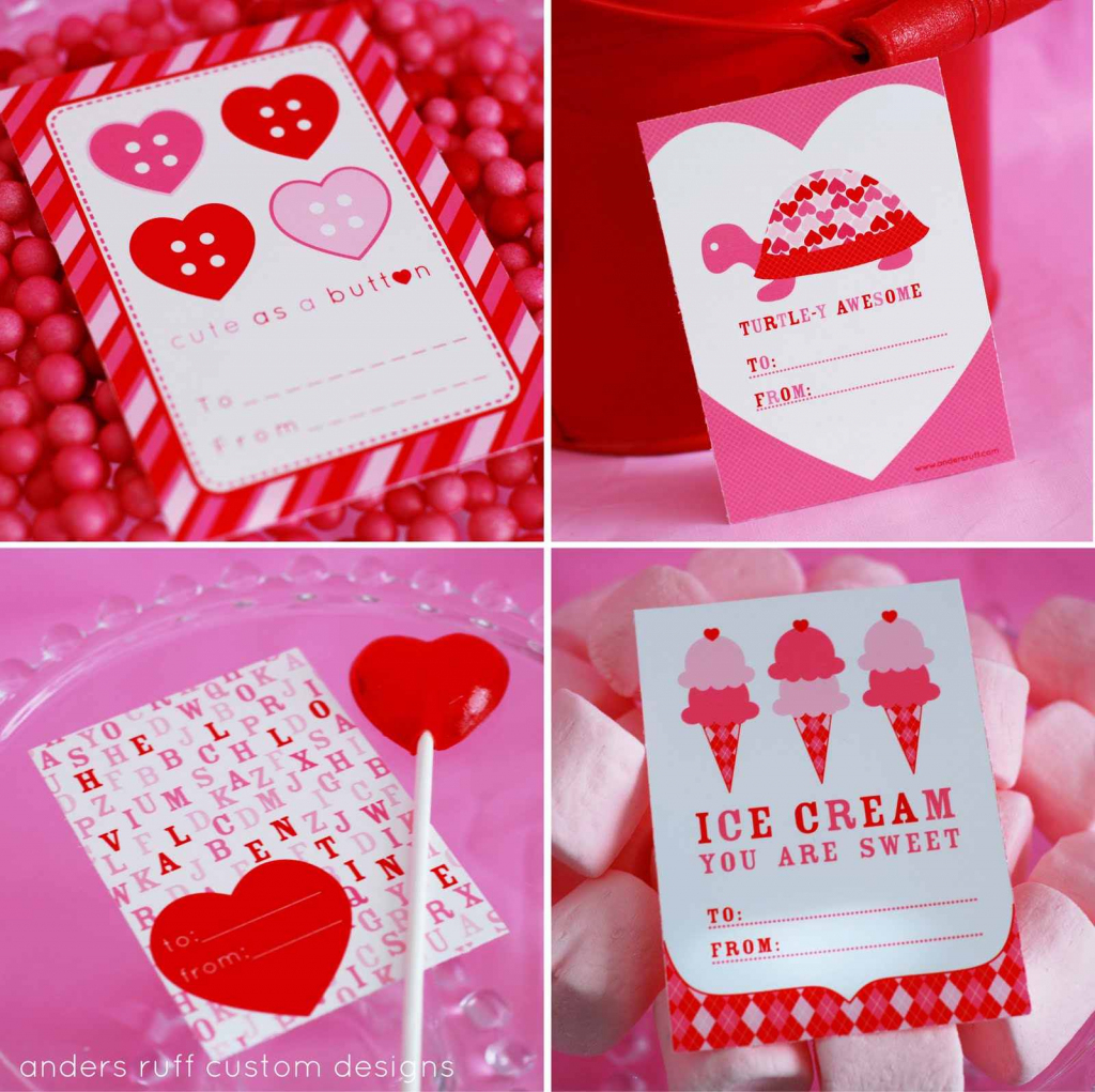 10 Free Printable Valentines Cards For Valentine's Day | Free Printable Valentine Cards For Husband