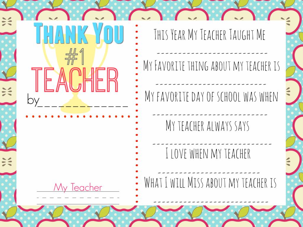 10 Teacher Gift Ideas W/ Free Printable Gift Tags - Hip2Save   Teachers Day Card Printable