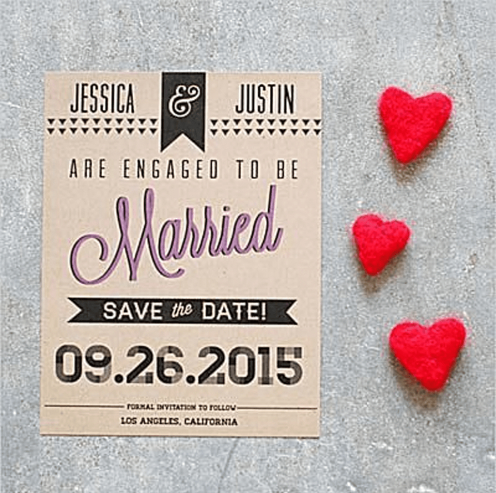 11 Free Save The Date Templates | Printable Save The Date Birthday Cards