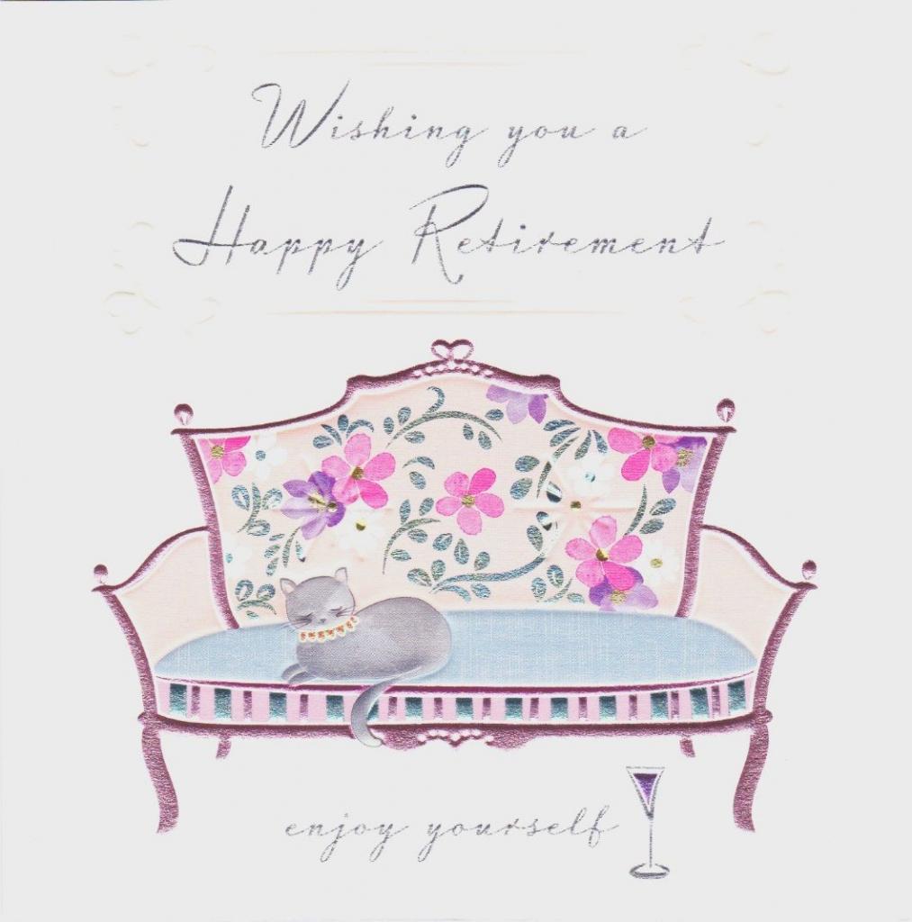 12 Beautiful Printable Retirement Cards   Kittybabylove   Free Printable Retirement Cards