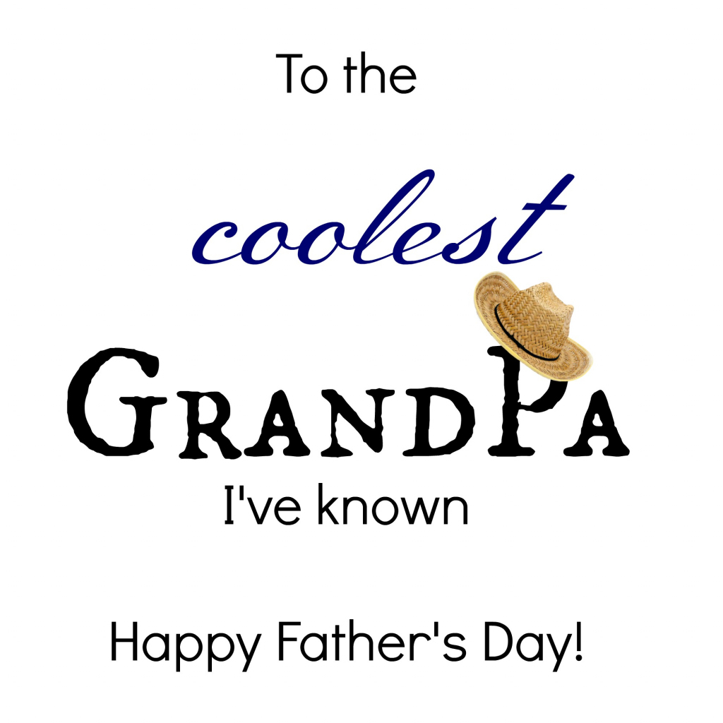 24 Free Printable Father's Day Cards | Kittybabylove | Free Printable Happy Fathers Day Grandpa Cards