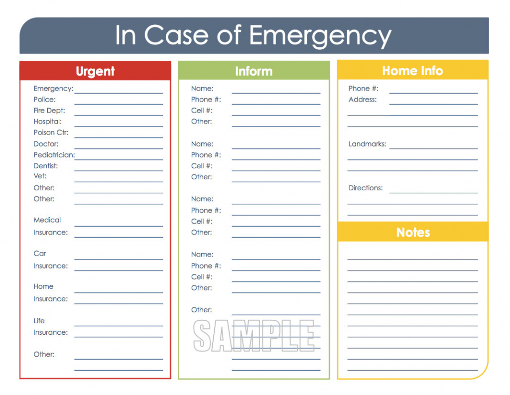24 Images Of Emergency Card Template For High School Deerfield | Printable Emergency Card Template