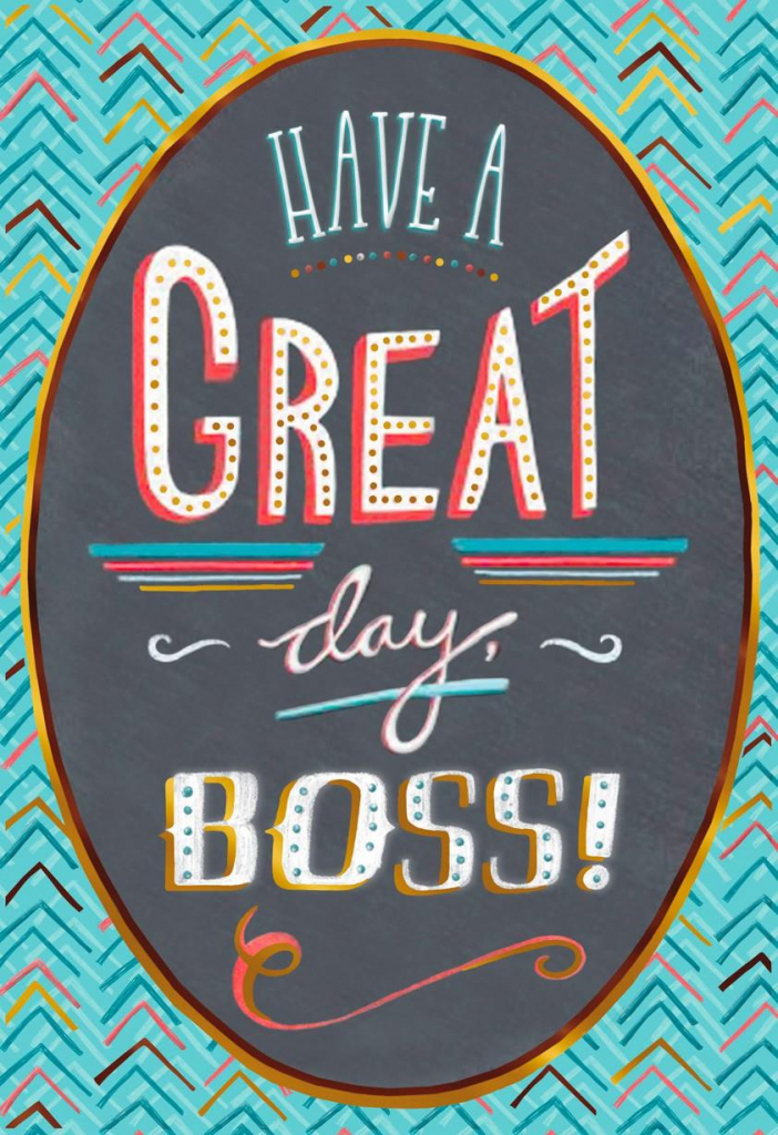 28 Great Boss's Day Cards | Kittybabylove | Printable Funny Bosses Day Cards