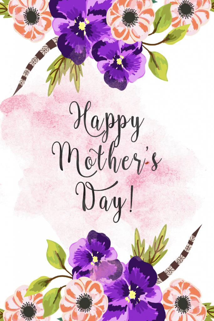 30 Cute Free Printable Mothers Day Cards - Mom Cards You Can Print | Free Printable Mothers Day Cards From The Dog