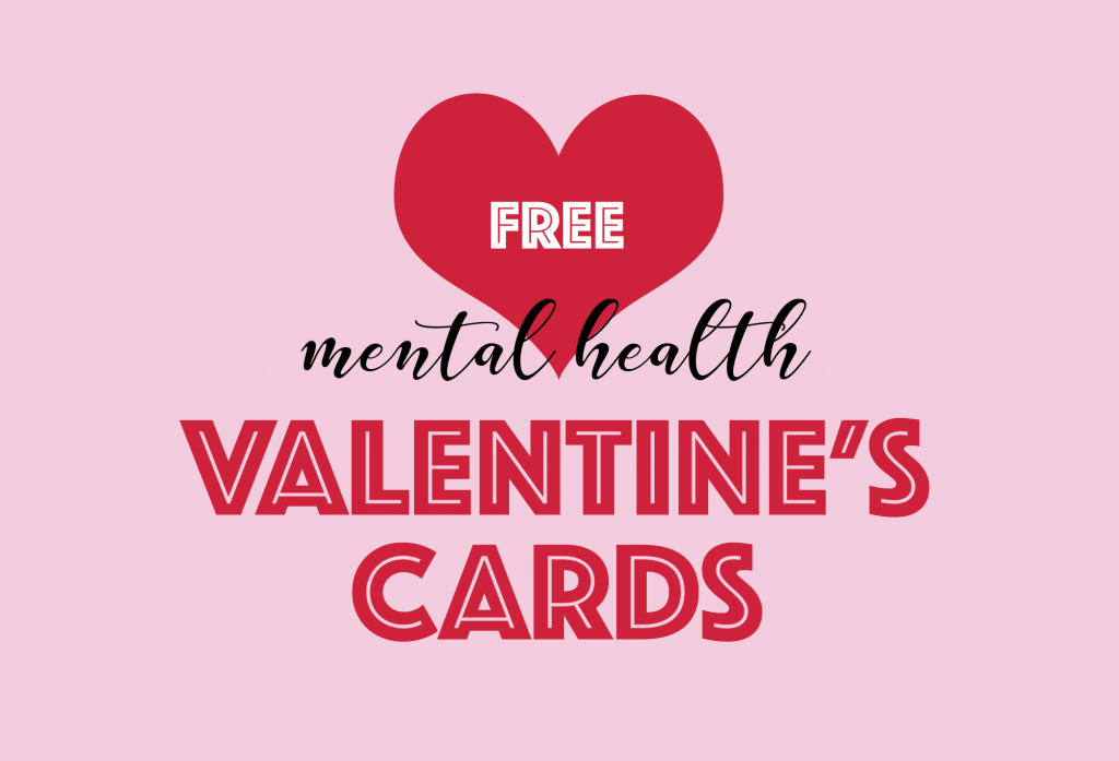 4 Free Printable Valentine's Cards To Show You Care About Someone   Boss Day Cards Free Printable