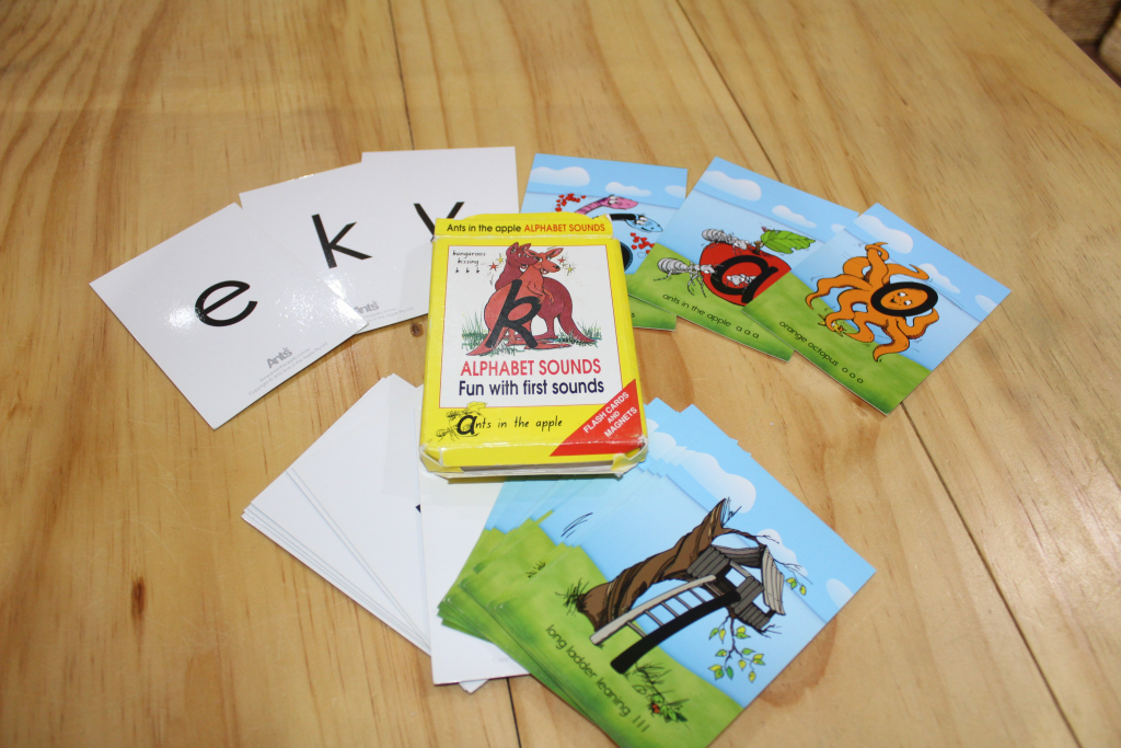 Alphabet - Ants In The Apple Cards - Starfish Education Centre | Ants On The Apple Printable Cards