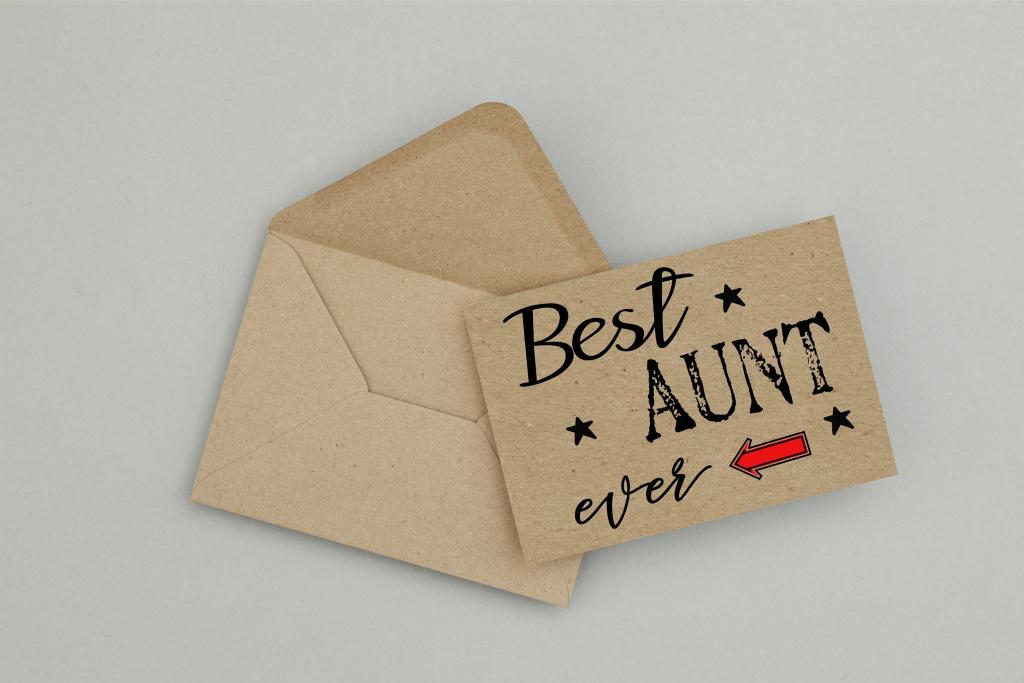 Aunt,birthday Card,printable Card,instant Download,aunt Birthday   Birthday Cards For Aunt Printable