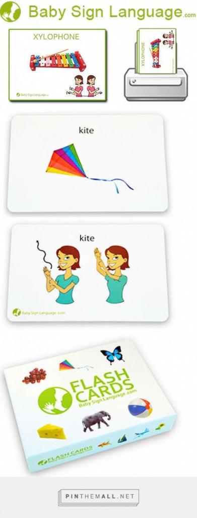 Baby Sign Language Flash Cards - Free Printable Life-Like Sign | Baby Sign Language Flash Cards Printable