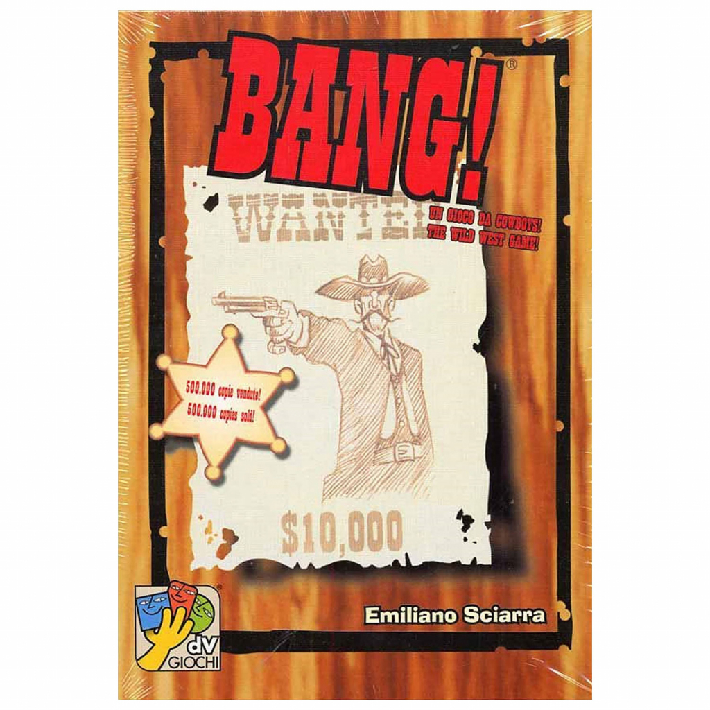 Bang!: The Wild West Card Game - English : Card Games - Best Buy Canada | Bang Card Game Printable