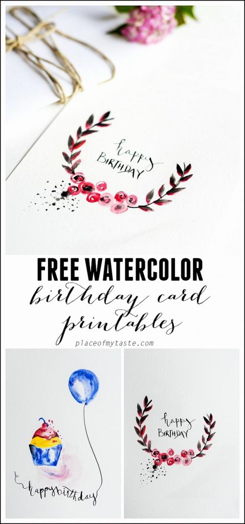 Birthday Card Spanish Free Inspirational Free Printable Spanish | Free Printable Happy Birthday Cards In Spanish