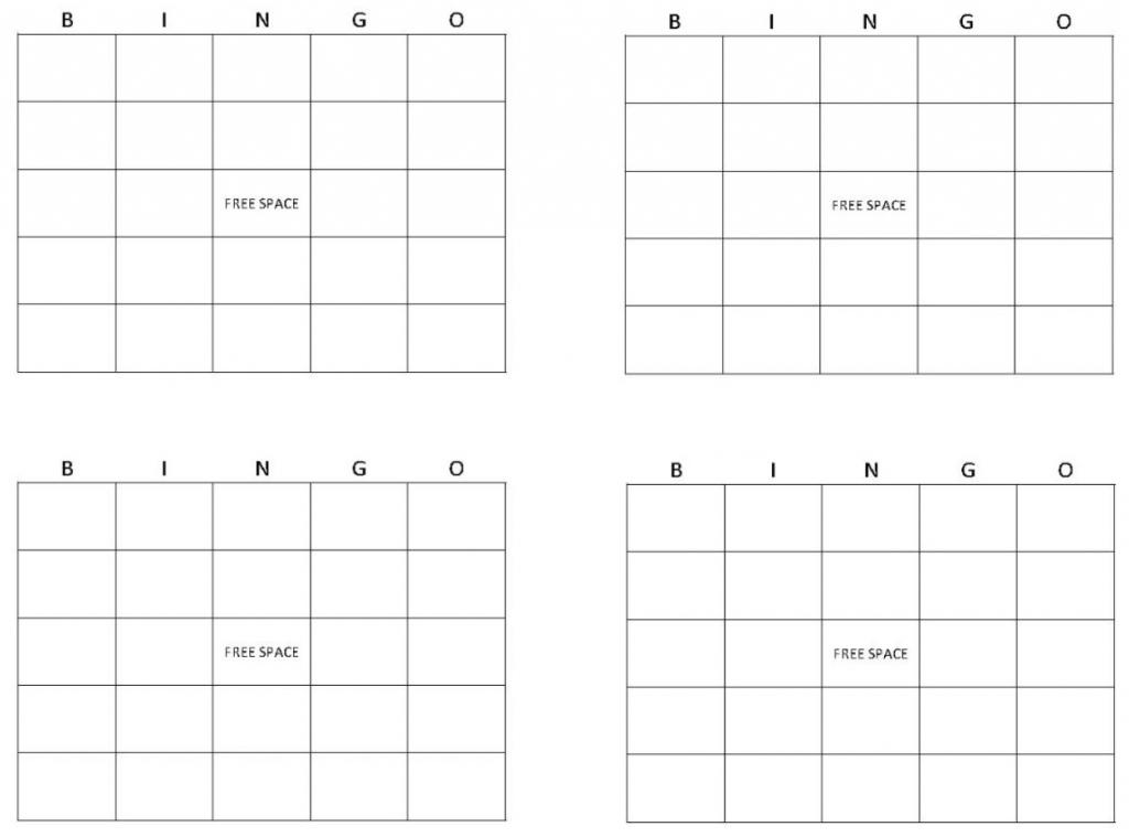Blank Bingo Cards   Get Blank Bingo Cards Here   Printable Blank Bingo Cards