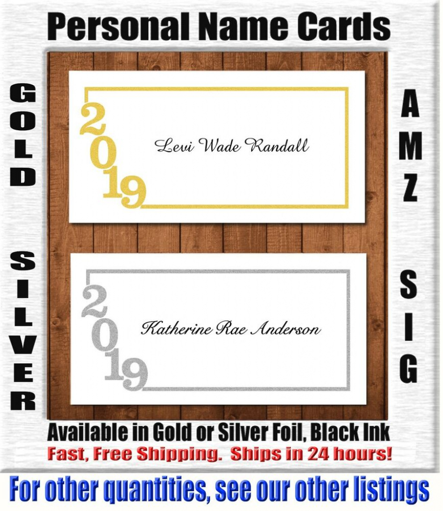 Cheap Name Cards For Graduation Announcements How To Make Photo   Printable Name Cards For Graduation Announcements
