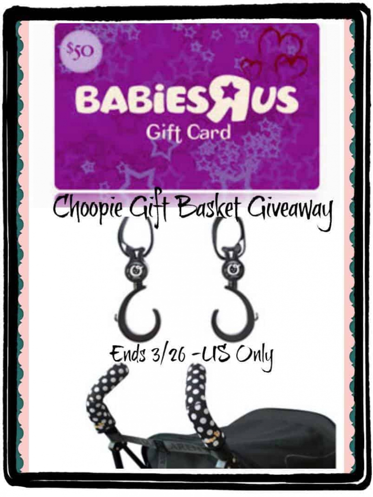 Choopie Citygrips And Shopping At Babiesrus Would Make It A | Babies R Us Printable Gift Card