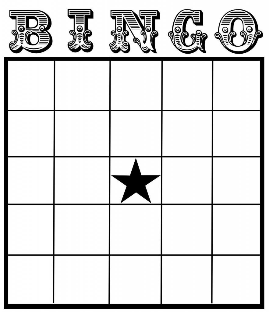 Christine Zani: Bingo Card Printables To Share   Reading & Writing   Printable Blank Bingo Cards