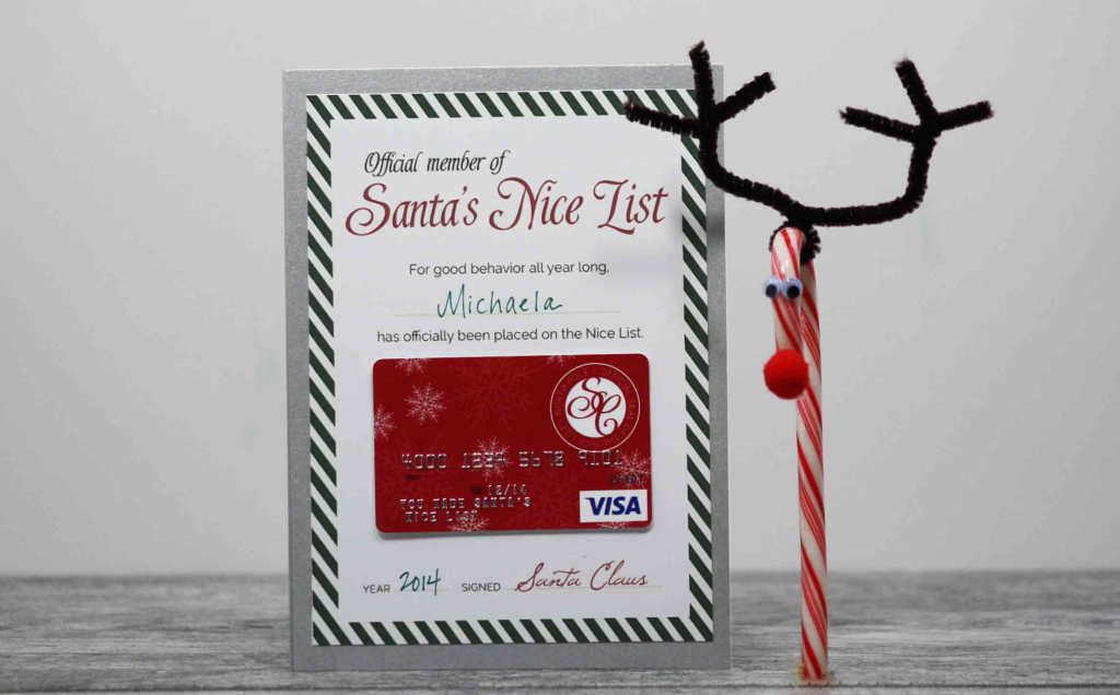 Christmas Gift Cards - Personalized Visa Gift Cards   Giftcards   Printable Visa Gift Cards