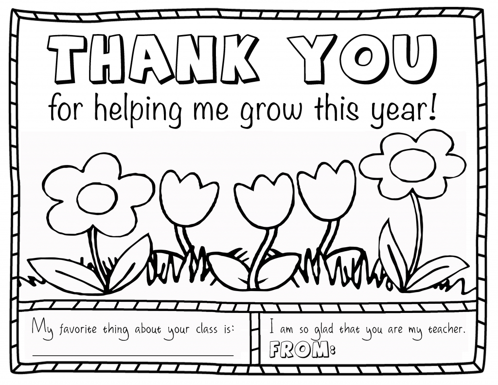 Coloring Pages ~ Coloring Pagesachers Day Picture Inspirations Happy   Free Printable Teacher Appreciation Cards To Color