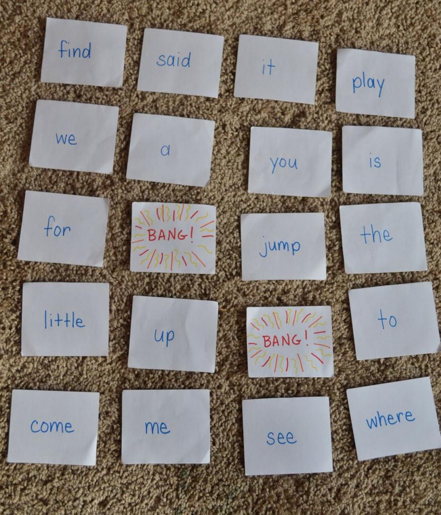 Come Together Kids: Bang! ( A Fun Flashcard Game ) | Bang Card Game Printable