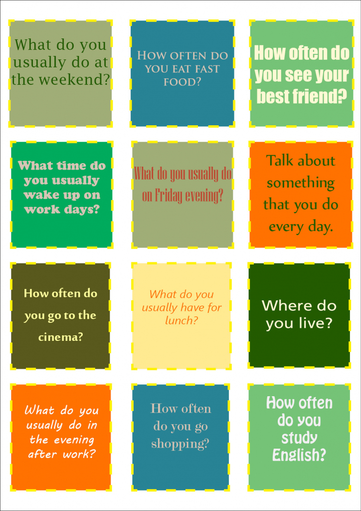 Conversation Cards – The Handouts | Printable Conversation Cards For Adults