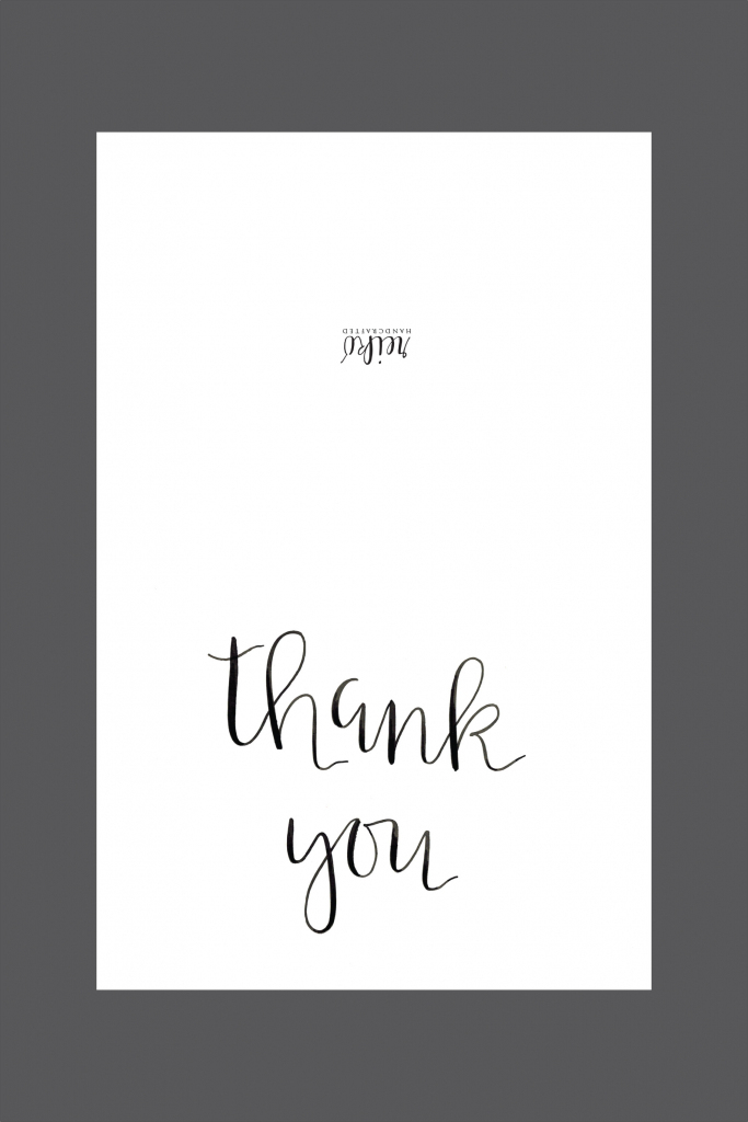 Custom, Specialty Sugar Cookies And Pastries :: Hot Hands Bakery   Free Printable Custom Thank You Cards