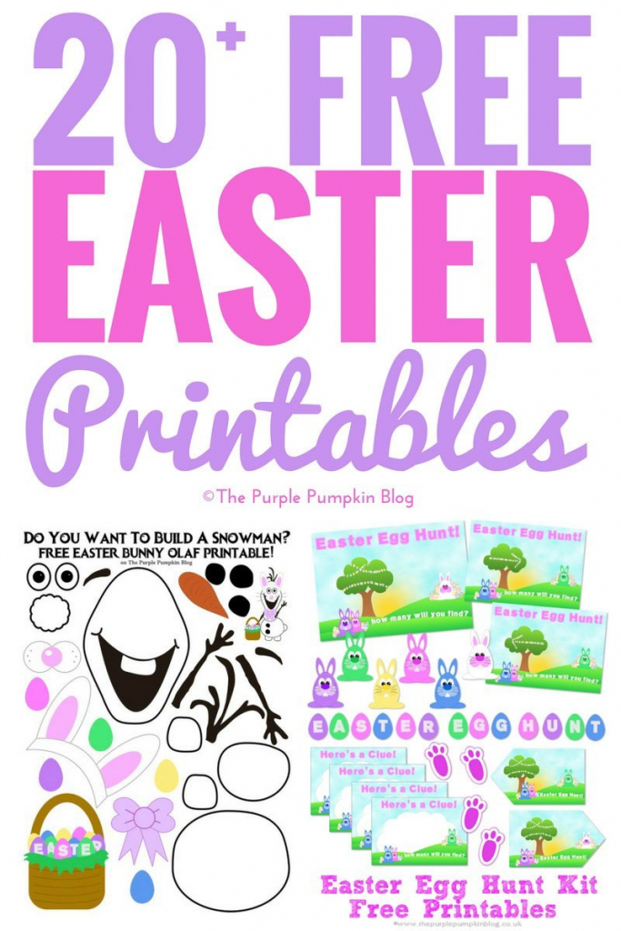 Decor: Charming Kids Room Decor Ideas With Easter Printables | Free Printable Easter Cards For Grandchildren