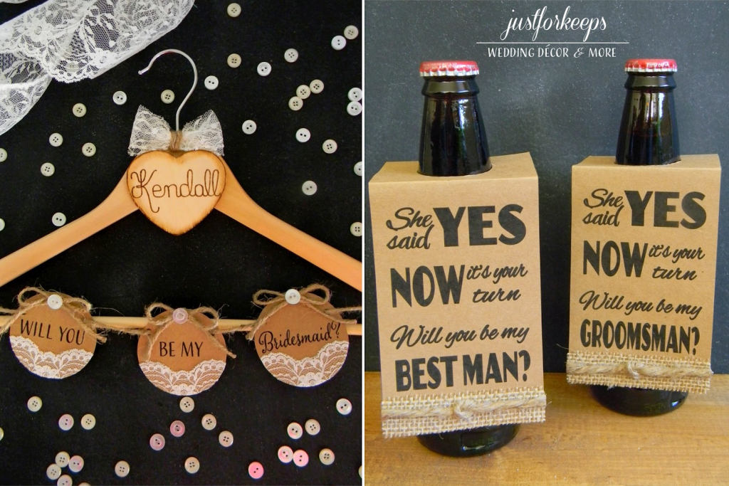 Diy | Free Printable Will You Be My Bridesmaid/best Man | Free Printable Will You Be My Maid Of Honor Card