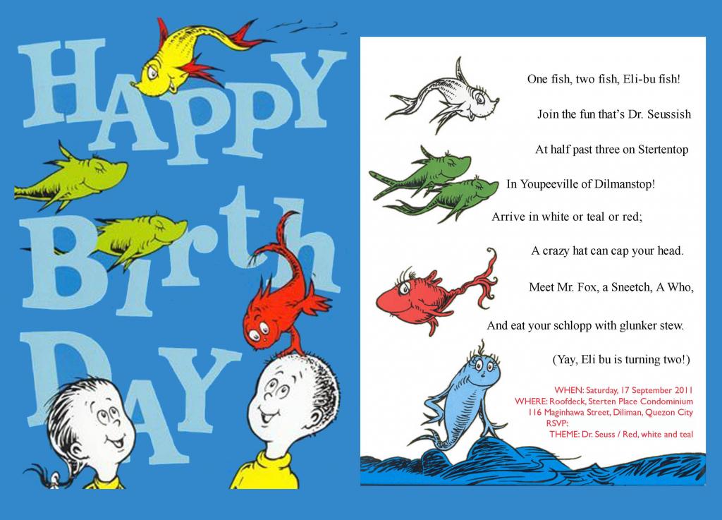 Dr Seuss Birthday Invitations Dr Seuss Birthday Invitations Along | Dr Seuss Birthday Card Printable