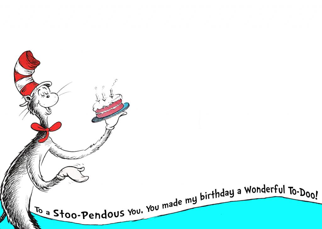 Dr Seuss Thank You Cards – | Printable Dr Seuss Thank You Cards