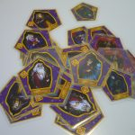 Drooble's Best Blowing Gum   Ottawamom   Printable Harry Potter Wizard Cards