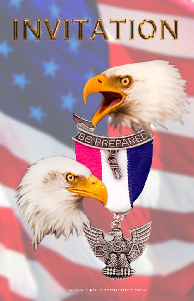 Eagle Scout Gift - Free Downloads, Invitation, Program And | Eagle Scout Cards Free Printable