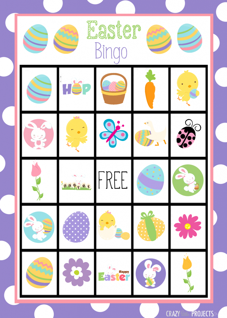 Easter Bingo Free Printable – Hd Easter Images | Free Printable Religious Easter Bingo Cards