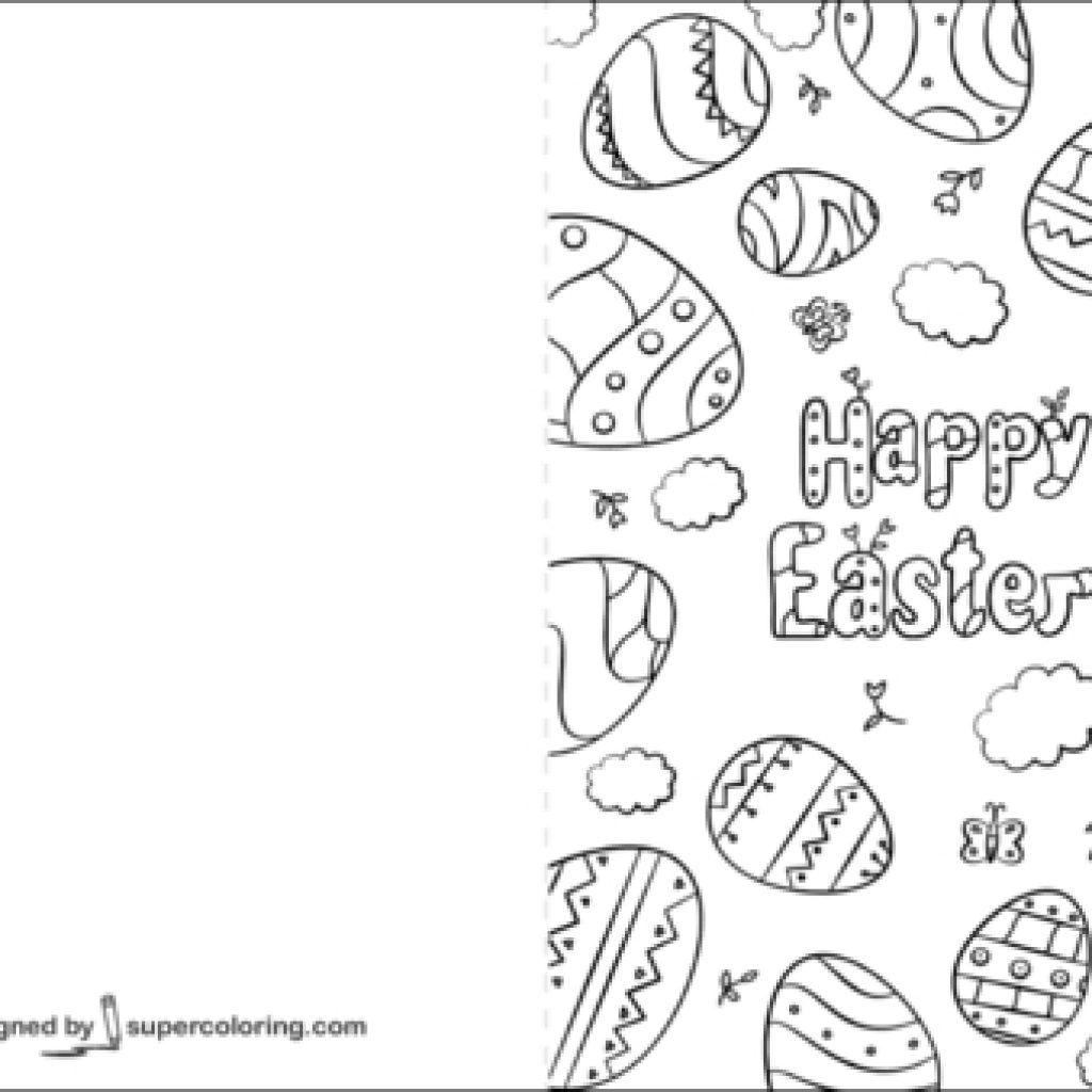 Easter Card Templates Print – Hd Easter Images   Free Printable Easter Cards To Print