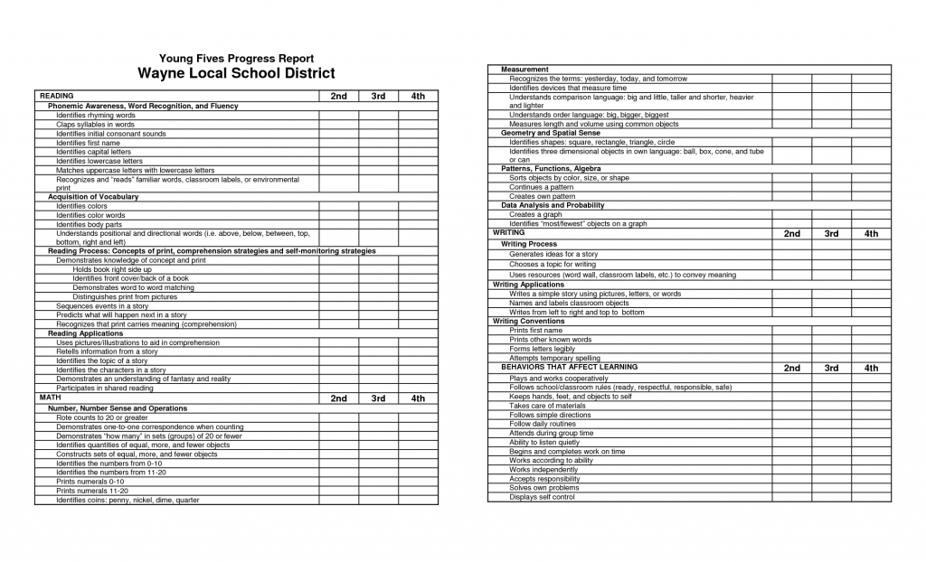 Essay Word Count Include Footnotes How To Write A Marketing Resume | Printable Preschool Report Card Template