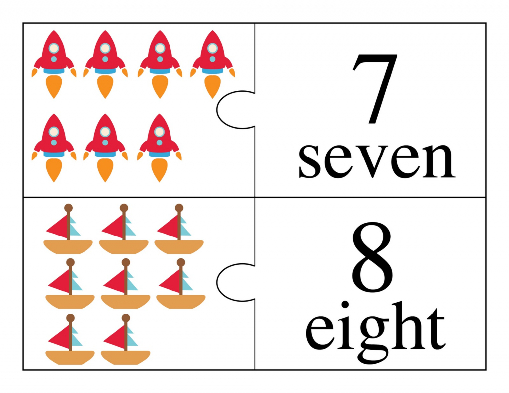 Fairy And Friends And Vehicle Counting Flash Cards And 2-Part | Counting Flash Cards Printable