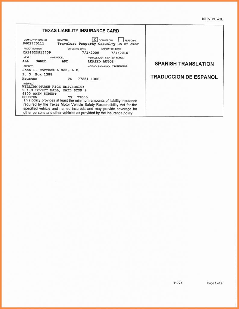 Fake Car Insurance Card Generator Unique Print Erie Insurance Card | Printable Fake Car Insurance Cards
