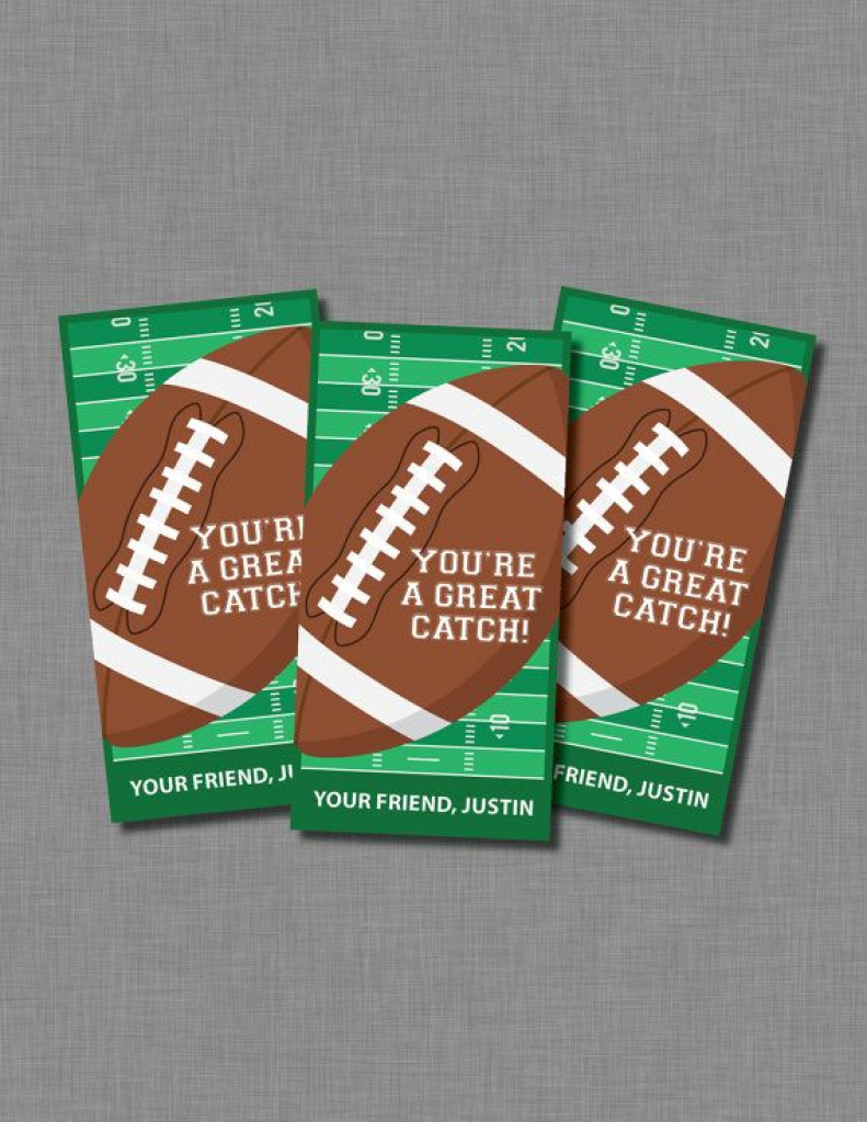 Football Valentines Cards Boy Printable | Cards | Pinterest | Boy | Free Printable Football Valentines Day Cards