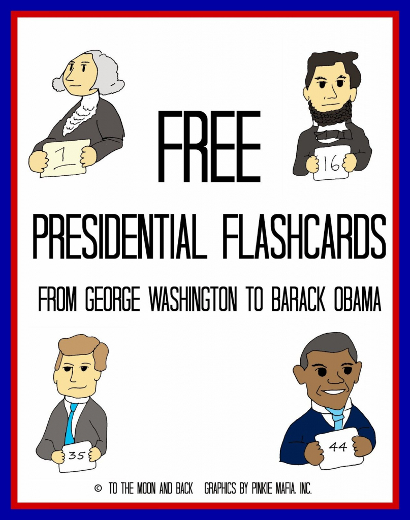 """Free """"a Presidential Affair"""" Printables And Flashcards 