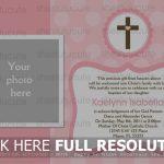 Free Baptism Cards To Print – Under.bergdorfbib.co   Free Printable Baptism Greeting Cards