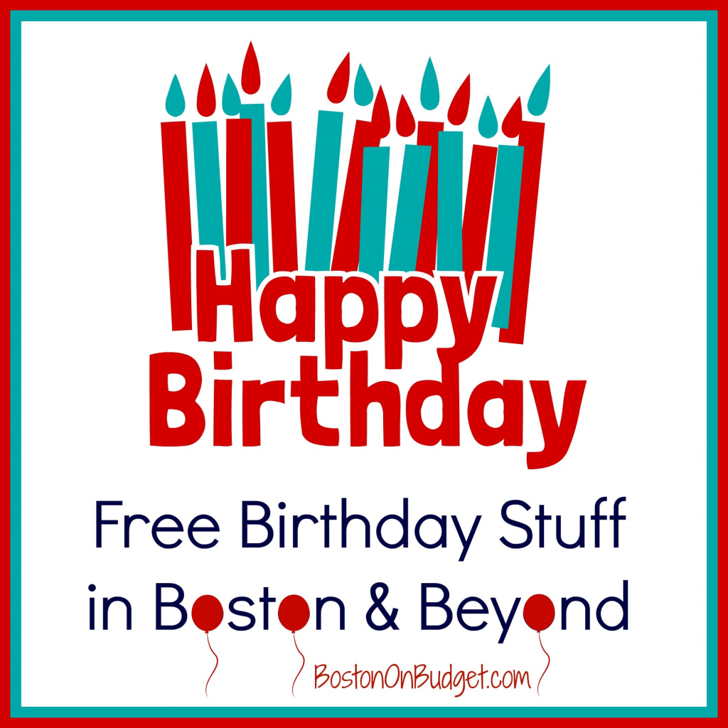 Free Birthday Meals And Deals In Massachusetts & More! - Boston On | Deal A Meal Cards Printable