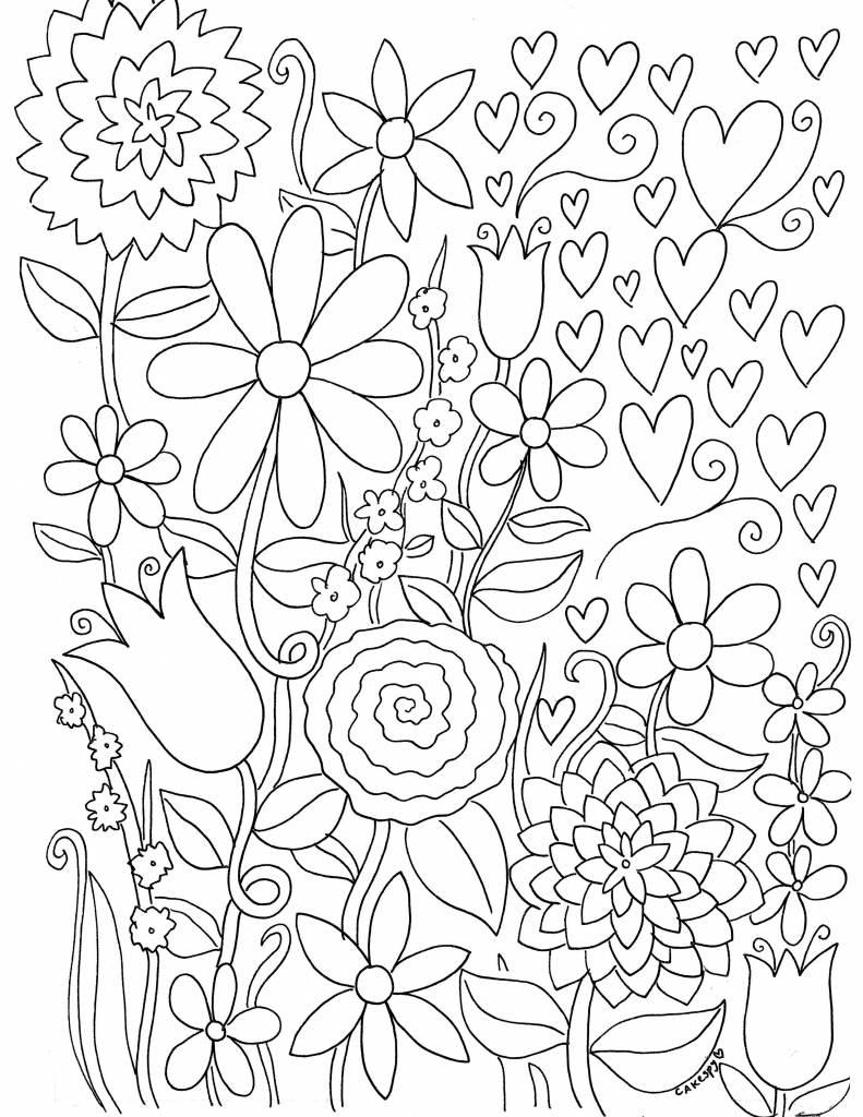 Free Coloring Book Pages For Adults   Coloring Cards   Pinterest   Free Printable Coloring Cards For Adults