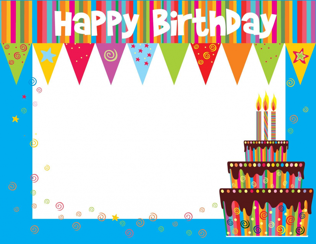 Free Downloadable Birthday Cards Online - Kleo.bergdorfbib.co | Free Printable Birthday Cards For Brother