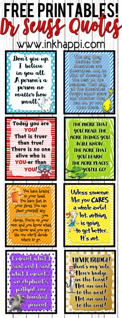 Free Funny Birthday Cards For Husband Printable Birthday Cards | Dr Seuss Birthday Card Printable