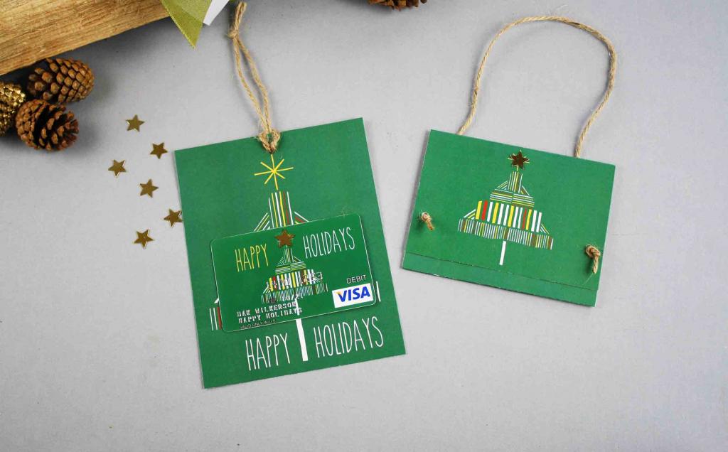 Free Gift Card Printable: Happy Holidays | Gcg | Make A Holiday Card For Free Printable