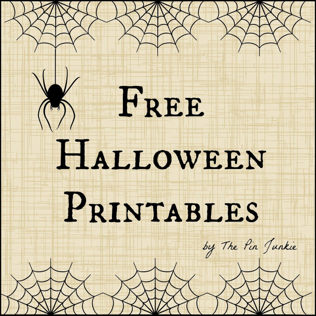 Free Halloween Coloring Pages For Adults & Kids - Happiness Is   Free Printable Halloween Cards