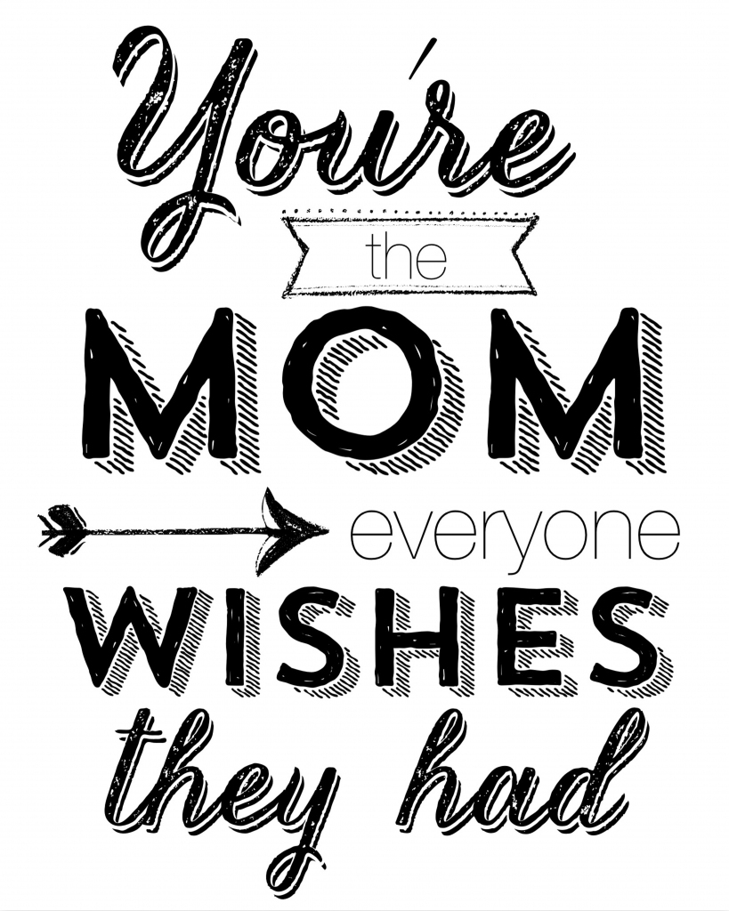 """Free Mothers Day Printables - Paper Source Inspired 