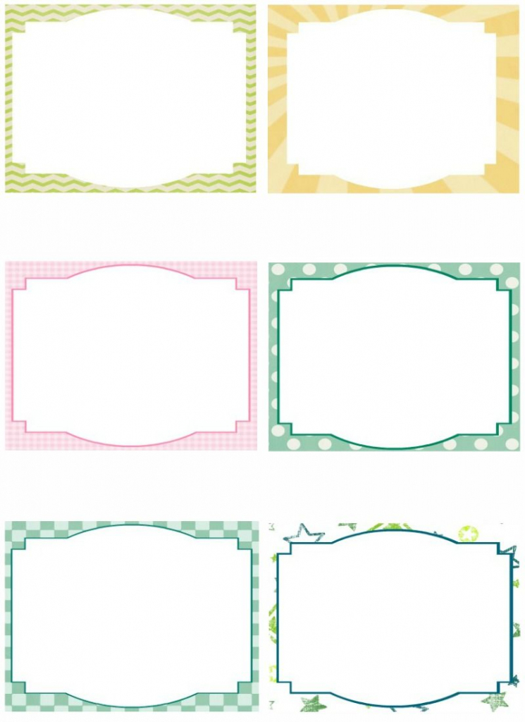 Free Note Card Template. Image Free Printable Blank Flash Card | Cute Note Cards Printable