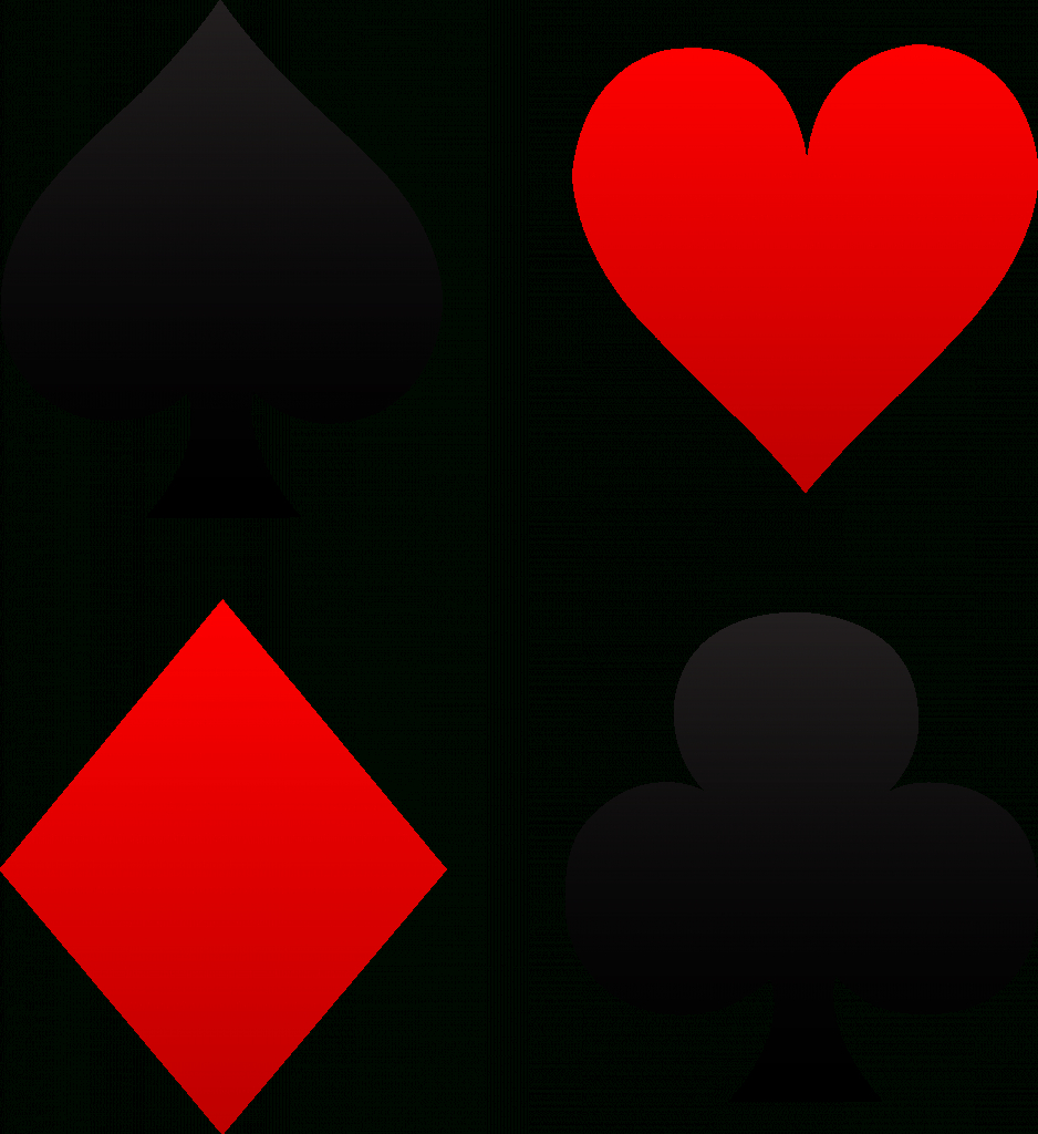 Free Photos Of Playing Cards, Download Free Clip Art, Free Clip Art | Printable Deck Of Cards