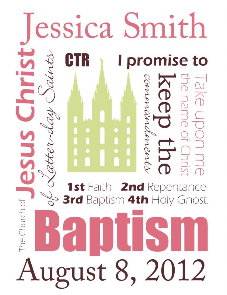 Free Printable Baptism Certificates | Free Printables | Free Printable Baptism Greeting Cards