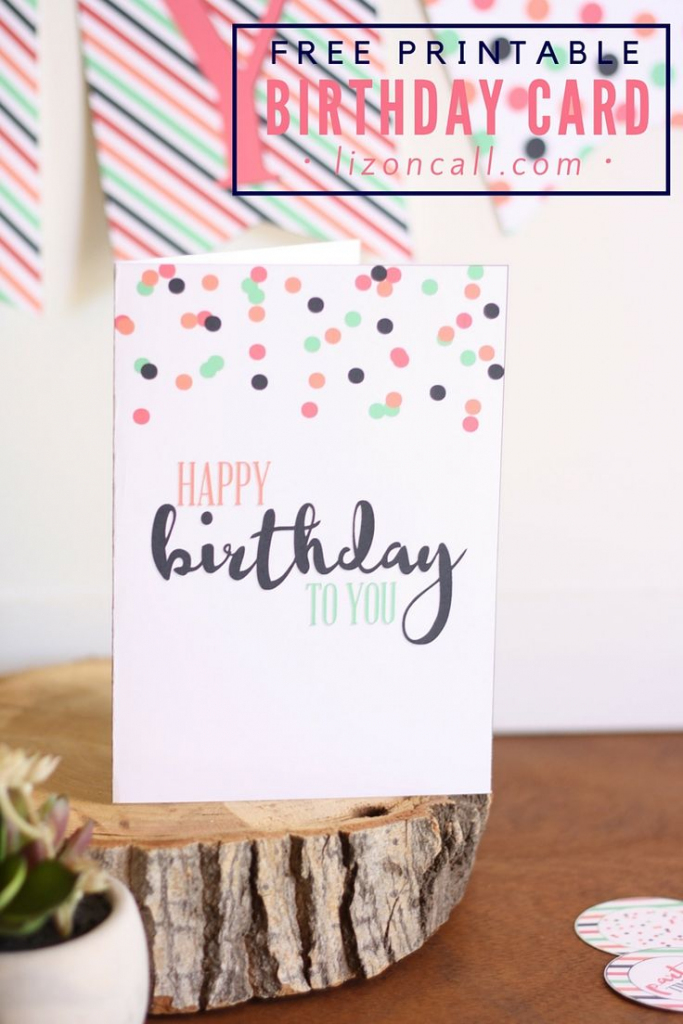 Free Printable Birthday Cards For Teenage Guys – Happy Holidays! | Printable Birthday Cards For Teenage Guys