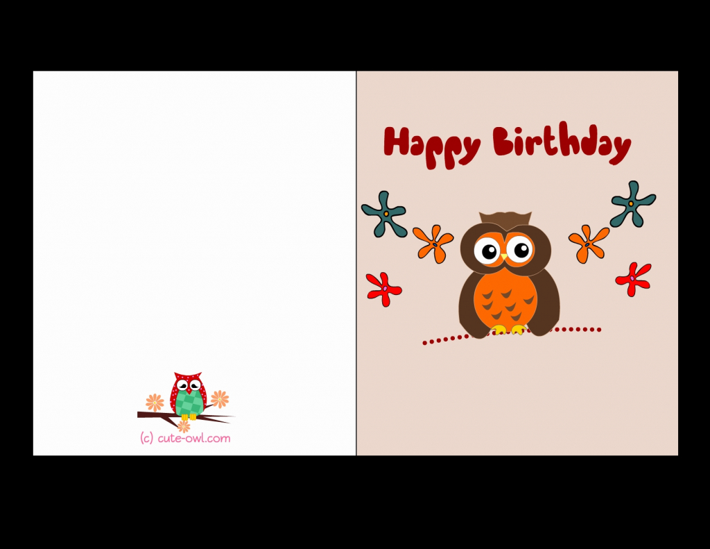 Free Printable Birthday Cards No Download - Kleo.bergdorfbib.co | Free Printable Birthday Cards For Adults